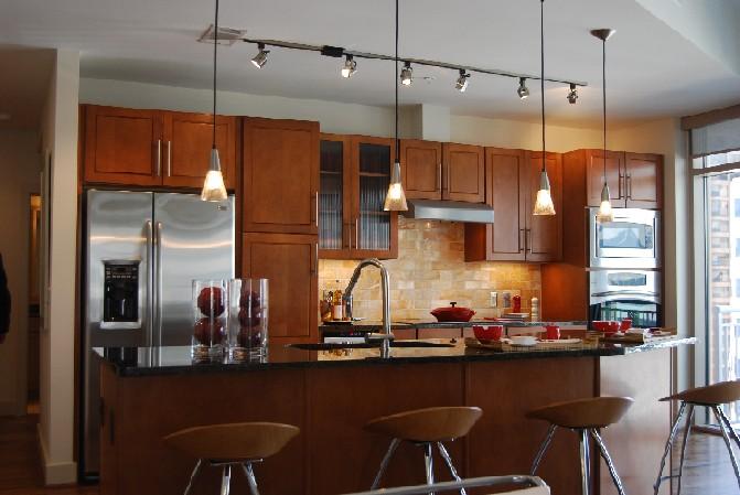 Apartment Kitchen Luxury Interior Design